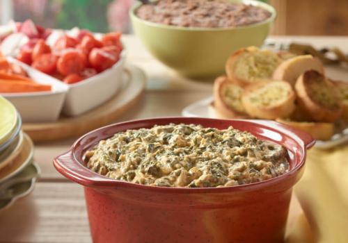 Spicy Spinach Dip recipe