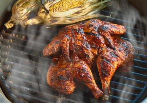 Spatchcocked Chicken recipe