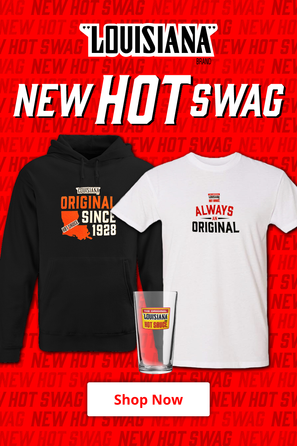 Check out our merch